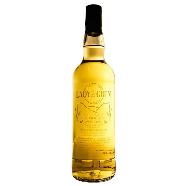 Miltonduff-LotG 1995-2015, 19 years old, 51.4%, Lady of the Glen