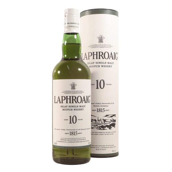 Laphroaig 10 years old, 40%