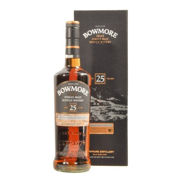 Bowmore 25 years old, Small Batch Release