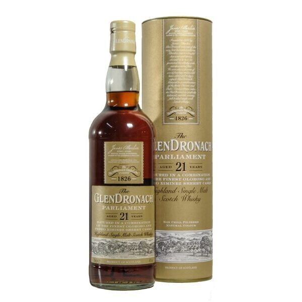 Glendronach 21 years old, Parliament, 48%