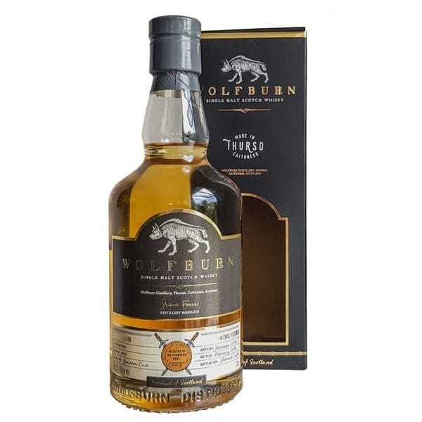 Wolfburn Dornoch 2018, Limited Edition