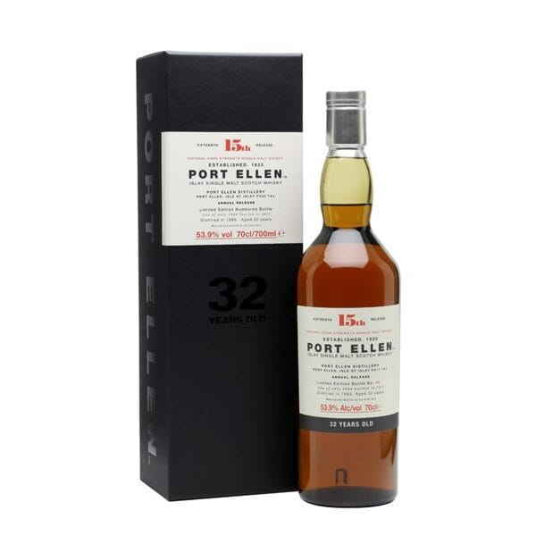 Port Ellen 1983, 32 years old, 15th Release, 53.9%