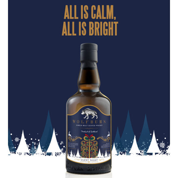 Wolfburn Whisky From the Stills - Christmas 2020, Limited Edition (ab ca. 10. Dezember)