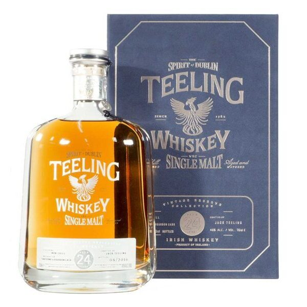 Teeling 24 years old, Sauternes/Bourbon, 46%