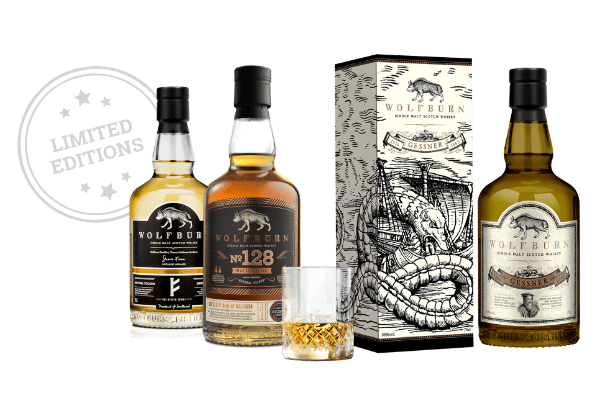 Wolfburn's Limited Editions